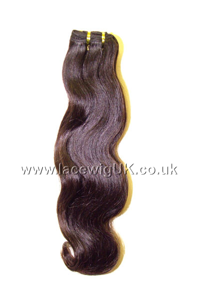 Chinese Body Wave 18inch Color 1b Weave
